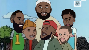 "The NBA x ""Recess"" Parody Is Perfect 🔥"