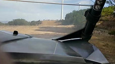 Sardaigne 2017 coupe feu