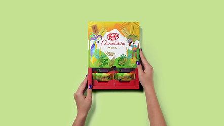 Kitkat Digital Case