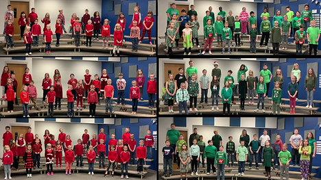 K-5 Christmas Concert 2020-2021