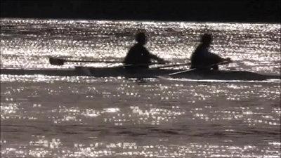 広島大学ボート部新歓用PV2015