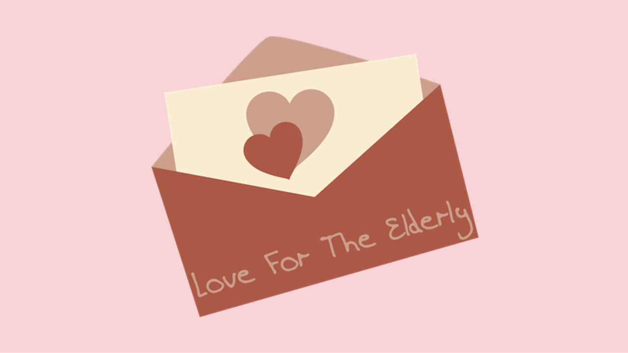 LETTERS TO THE ELDERLY