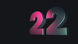22 3D