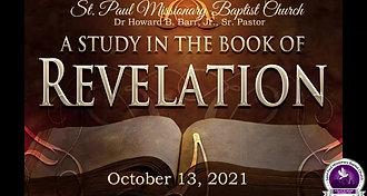 Wednesday Night Bible Study - Oct 13, 2021