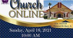 Sunday Morning Worship - 4/18/21