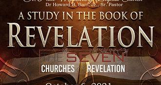 Wednesday Night Bible Study - October 6, 2021
