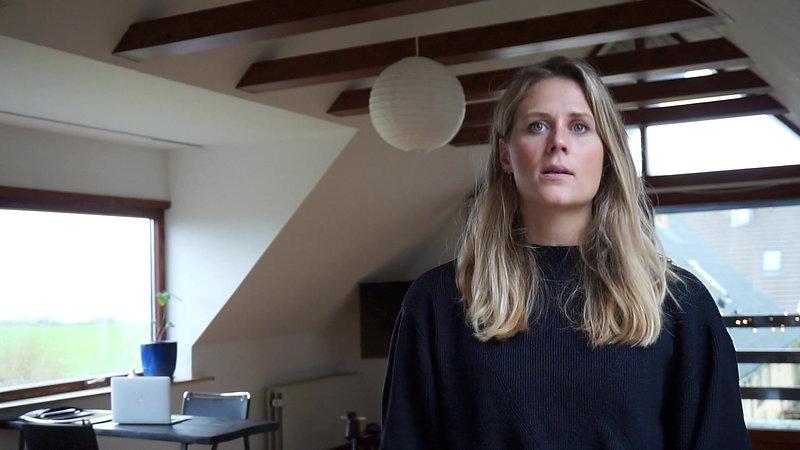 Founder of Baby Dreamer Matilde Hansen