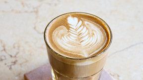 Latte Art: The Rosetta