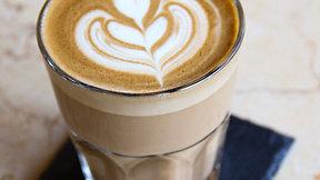 Latte Art: The Tulip