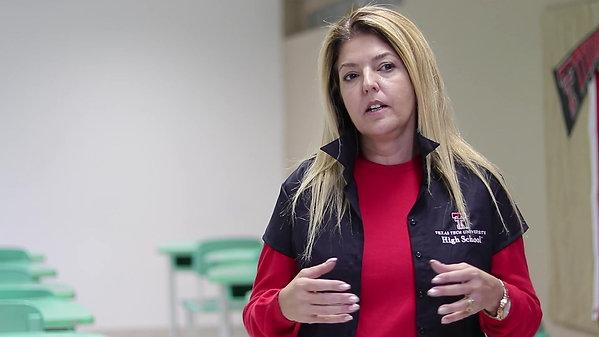 Ms. Lucy Freire, Teacher da Escola Carolina Patrício