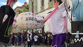 Party in the streets! Guelaguetza 2019