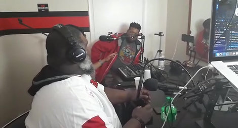 Live interview with Marijuanjones