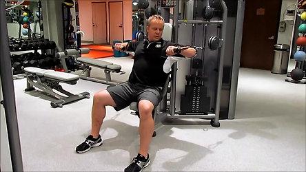 Gym Equipment Exercises