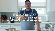 Tutorial Tuesday with Pasquale: Pan Margherita Pizza