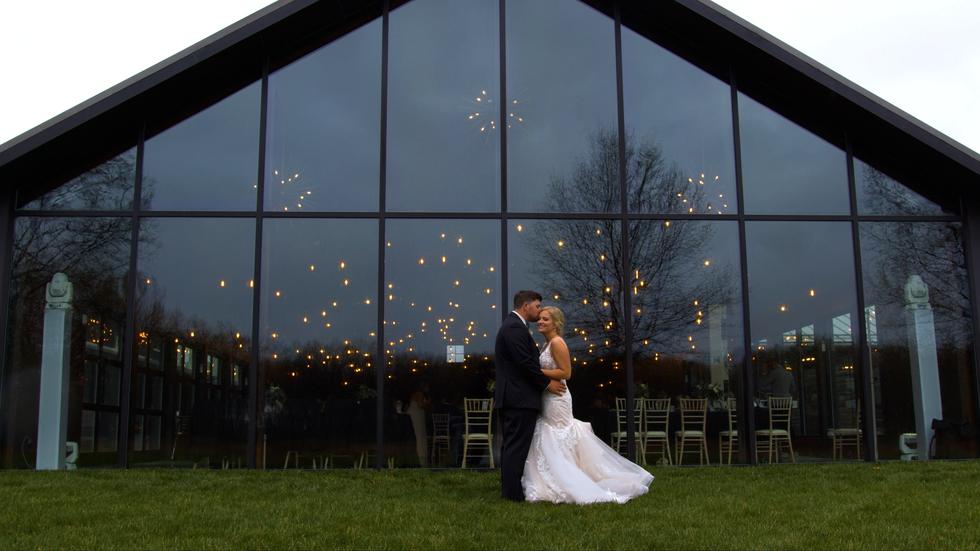 Josie & Brooks Anderson Wedding