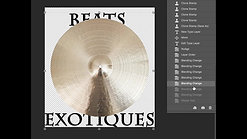 Making of Beats Exotiques Cymbal World