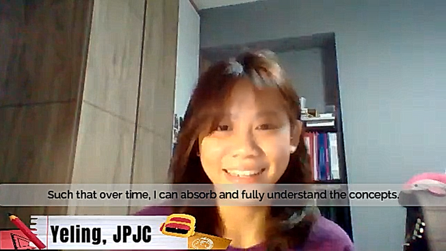 2020 Students Share their ACE Econs Experience
