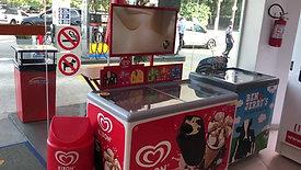 Freezer Digital para Kibon / Unilever