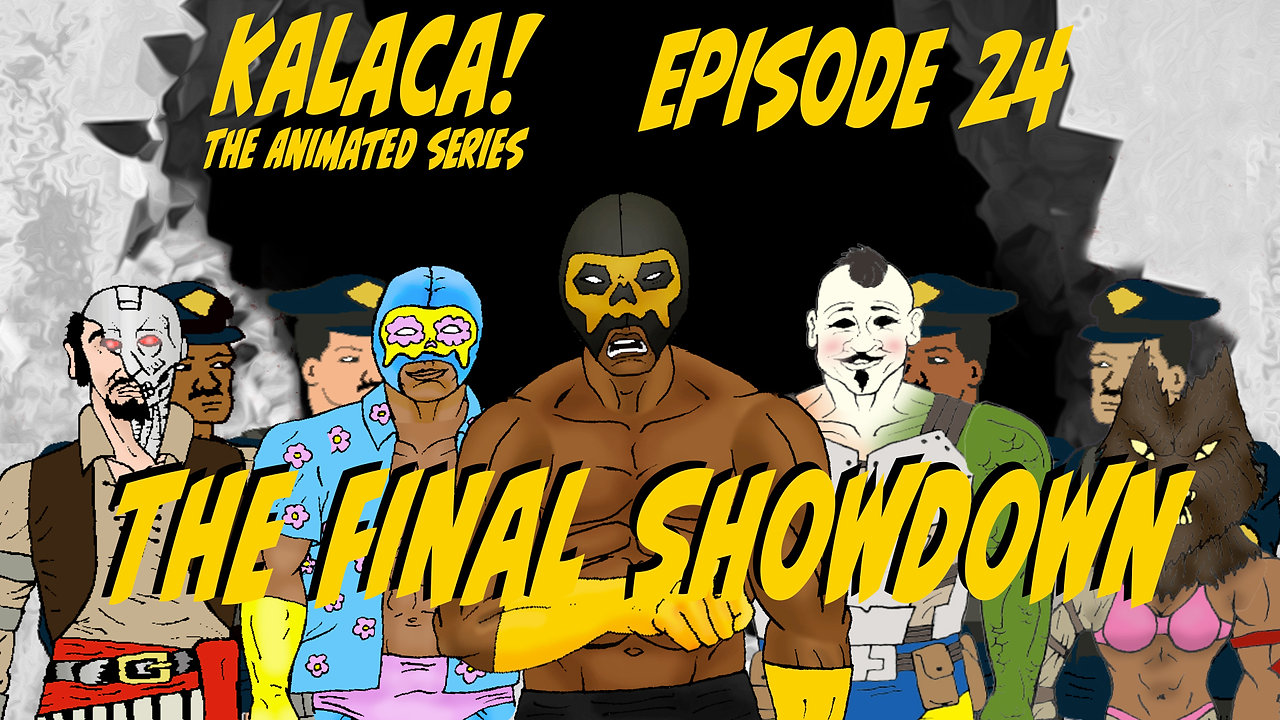 Kalaca! The Animated Series