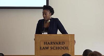 Federal Judicial Center/Harvard Law School Lecture