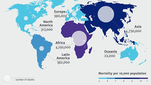 Why is Antimicrobial Resistance a Global Public Health Issue?