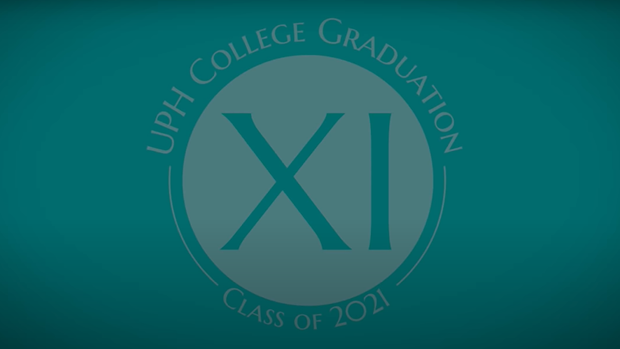 UPH College Graduation Class of 2021