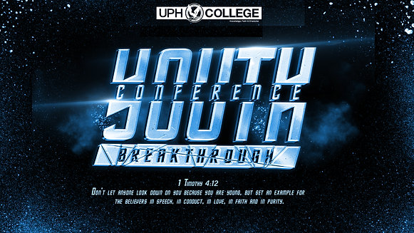 Youth Conference UPH College 2020