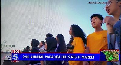 Paradise Hills Night Market 2018