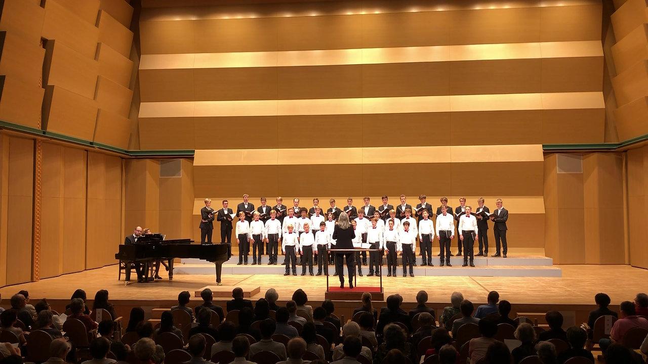 Yoyogi Hall Tokio
