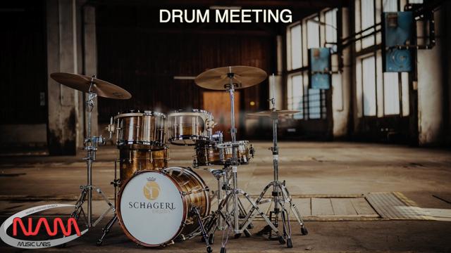 DRUM MEETING - Musica nel Territorio 2021