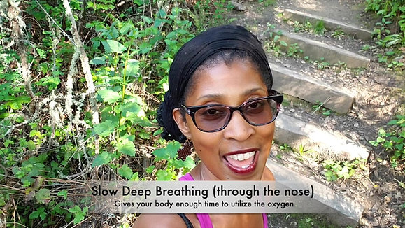 How to Take 3 Slow Deep Breaths