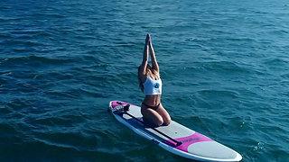 Limitless SUP Yoga