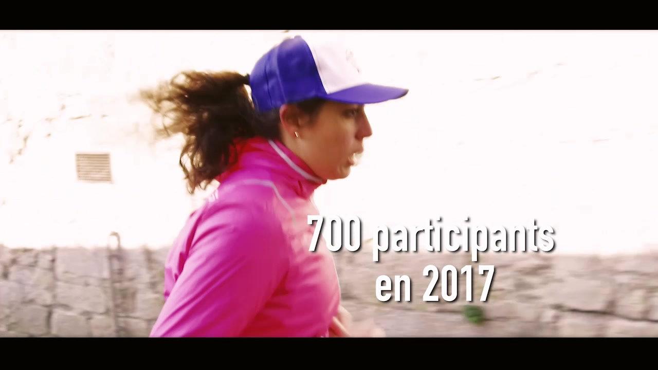 Teaser 1 City Trail du Valois 2018
