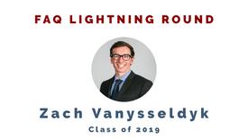 FAQ Lightning Round