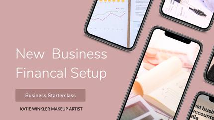 Set up: Financials