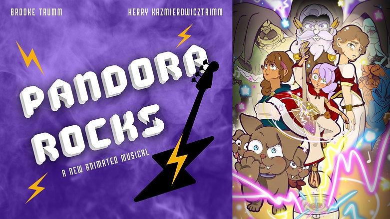PANDORA ROCKS (an eventually animated musical)