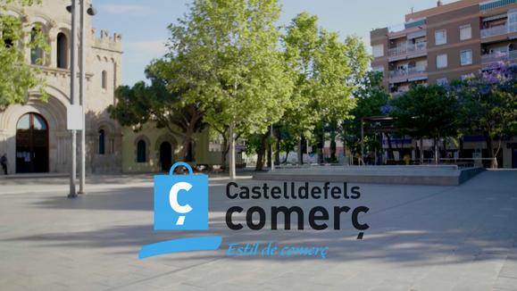 Campaña reactivación Comercio Castelldefels