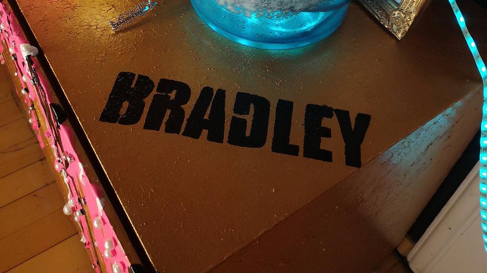 """ATTAGIRLS LAUNDRY BOX"""