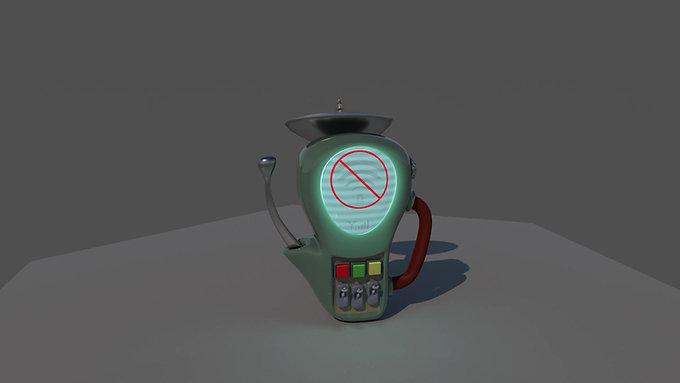 Communication Beacon