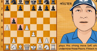 Free Chess Course_ Chapter 28, Avoid Pawn Grabbing! (Opening principles).mp4