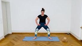 balance your Kapha | Level 2 | 45 Min.