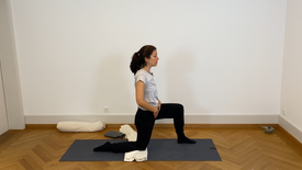 Yoga bei Menstruationsbeschwerden I 30 Min I Level 1