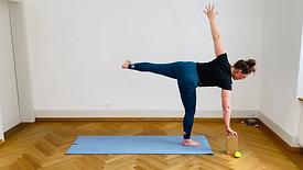 finde deine Stabilität  | 45 Min. | Level 2-3