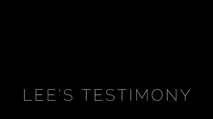 Pastor Lee Kohler's Testimony