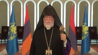 Սիրելի՛ հայորդիներ,   Այսօր, Cilicia TV-էն ունկնդրեցէ՛ք Ն.Ս.Օ.Տ.Տ. Արամ Ա. Վե...