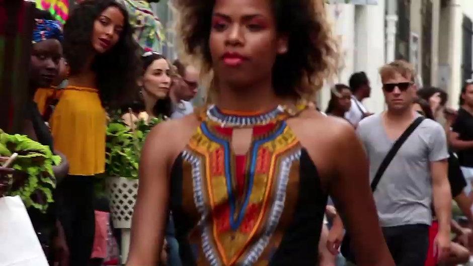 Africa Montmartre 2017