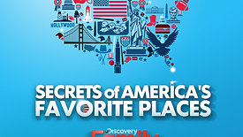 Secrets of America's Favorite Places