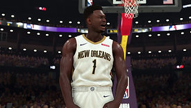 NBA 2K20 Next Up Feat. Zion Williamson