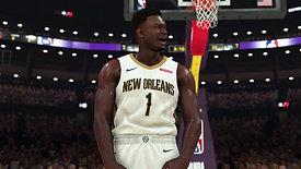 NBA 2K20 Next Up Feat. Zion Williamson