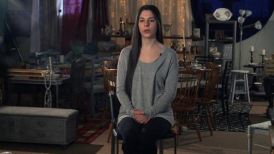 Candice's Testimony